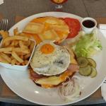 Hamburger supplément maroilles