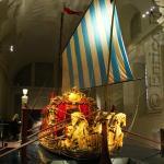 Il Bucintoro dei Savoia