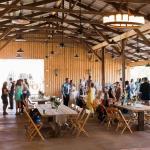 Party Pavilion at Wolftrap Farm