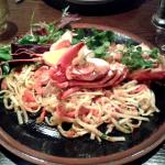 DELICIOUS! (Lobster Thermidor)