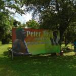 Peter Tosh Monument Foto