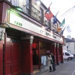 Club on main street