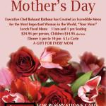 Mothers Day at Kamasutra