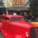 Classic car show & great food!