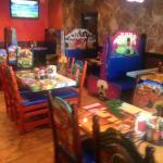Back dining room