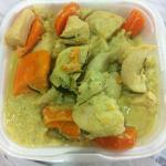 Small Yellow Curry