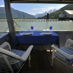 Dine Overlooking the Estuary