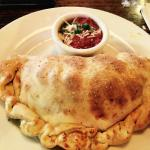 Chicago 7 calzone