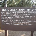 Tillie Creek Campground Foto