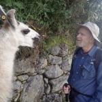 You make new friends on the Inca Trail