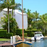 Private Jetty & Boat