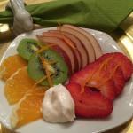 Breakfast Fruit.
