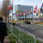 Walking towards the World Forum