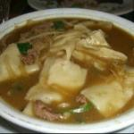Thentuk - Tibetan meaning hand stretched noodles