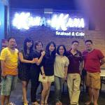 Hangout with friends at Ikana