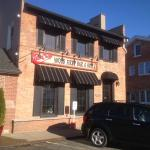 Cha Cha's - another view of front