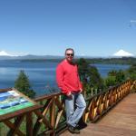 Mirante do Lago e dos Vulcões.