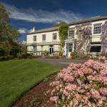 Rosemoor House in Spring