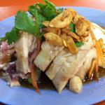 Hainanese Boneless Chicken Rice