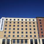 Exterior Picture of Jurys Inn Newcastle