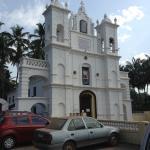 St.Antony's chapel near the villa