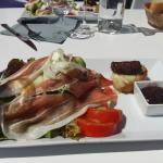 Un repas parfait sur le port de la Ciotat