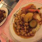 Couscous Royal, copieux