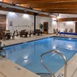 Indoor Pool & Sauna