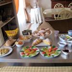 La colazione del primo giorno
