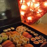 Love sushi ...