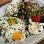 Israeli Breakfast (Sunday Brunch Menu)