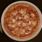 Pizza Florwntino So succulent, it makes your mouth water,mmmhhhhhh!