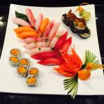 sushi for two