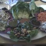 Thai Lettuce Wraps (sorry- not the best quality pic)