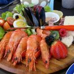 Yum Seafood Platter