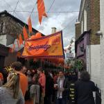 King's day at King's Head and I'm not Dutch :)