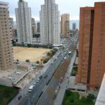 Vistas desde uno de los apartamentos