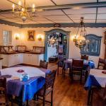 Inselhotel Arfsten Nordsee Insel Wyk auf Föhr - Frühstücksraum