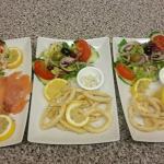 Our menu, wine & food