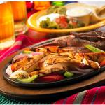 Fajitas- Grass Fed Beef / Free Range Chicken - No Antibiotics
