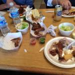 The aftermath, theres still some meat on those bones!!