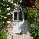 Entrance to Gite La Paix