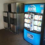 bldg 2&3 Ice and beverage machines