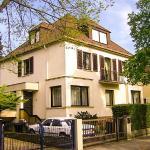 Presley Haus  in der Goethestrasse 14  in Bad Nauheim