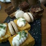 The Afternoon Tea Desserts
