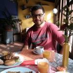 Fantástico desayuno