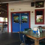 Joe's Crab Shack outdoor eating