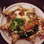 Pizza Stella eccezionale