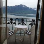 Foto de Grand Hotel Excelsior Montreux