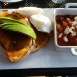 Morrocan Pot breakfast...yummo